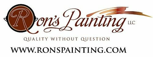 Rons Painting Web Logo